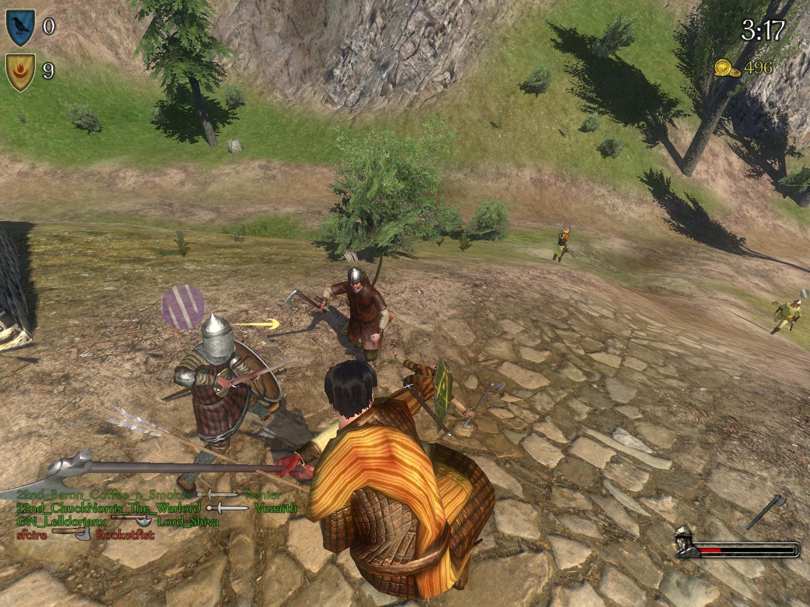 Mount And Blade Nude Mod - Hard Orgasm