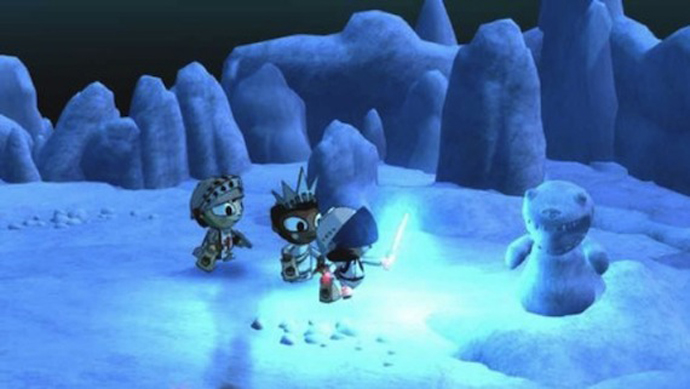 Costume Quest - Grubbins on Ice Review
