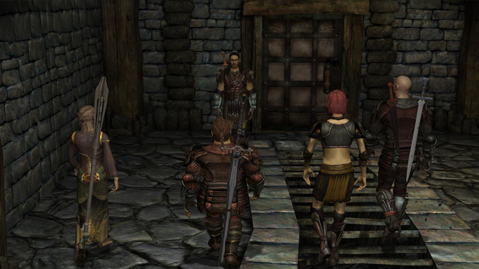 Baldur's Gate 2 Redux for Dragon Age Released