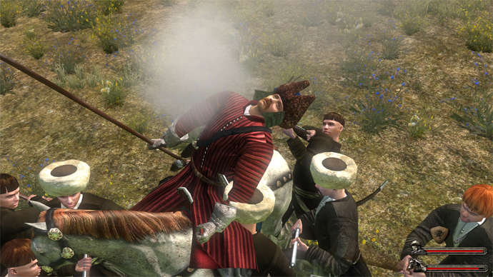 Mount & Blade Returns With Fire & Sword