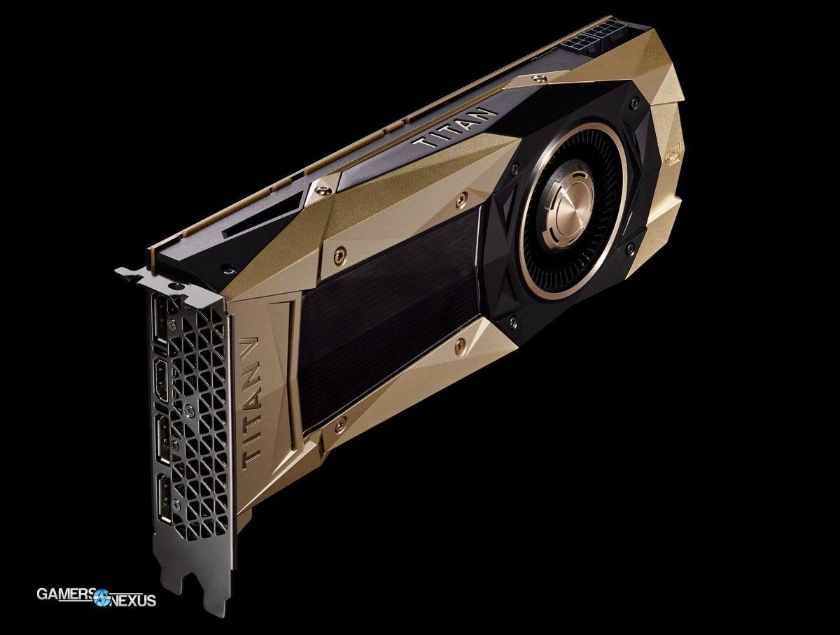 Nvidia announces $2999 Titan V, 'the most powerful PC GPU ever created'